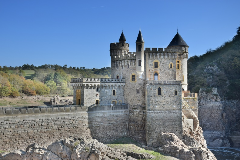 Château de La Roche (HDR)
