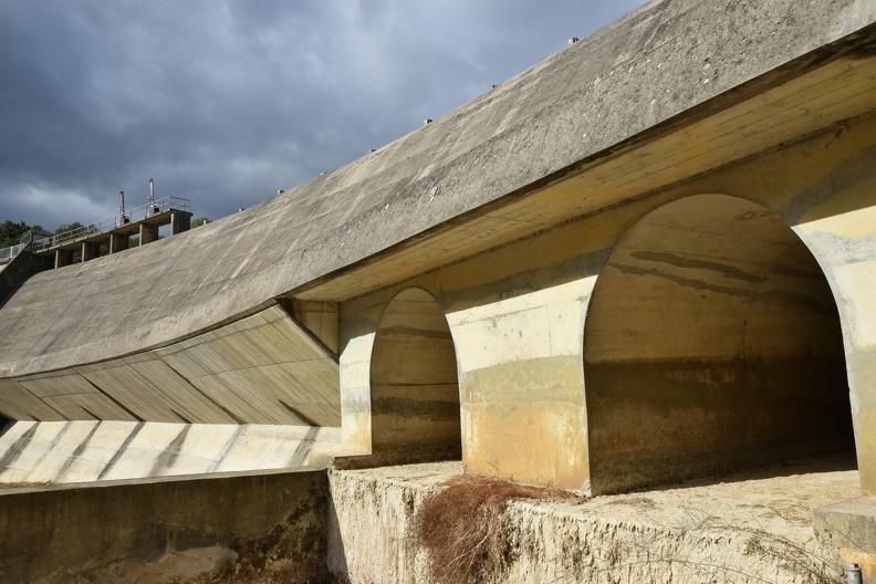 Barrage de la Rouvière (HDR)