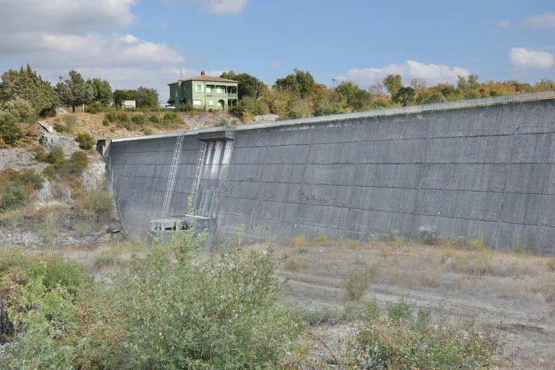 Barrage de Conqueyrac (HDR)