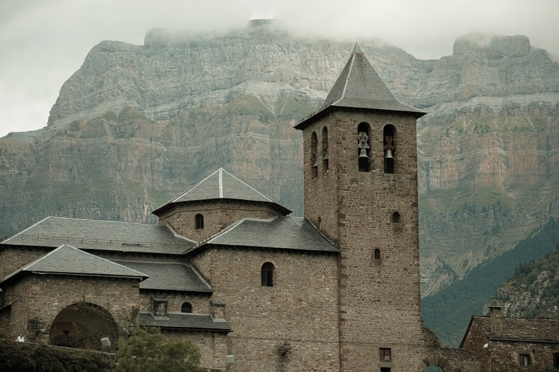 Église de Torla-Ordesa