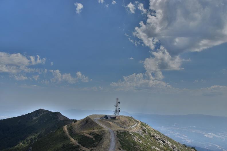 Depuis le Mont de l'Homme (HDR)