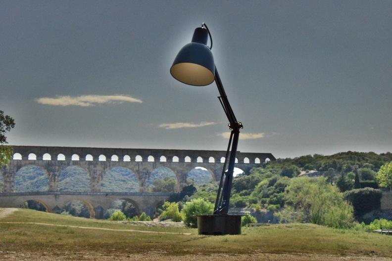 Le Pont du Gard - Lives au Pont 2016