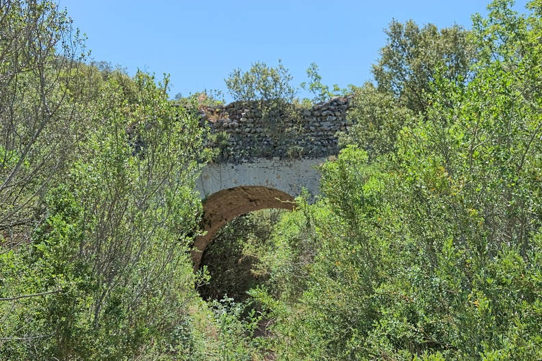 Pont de la Combe Joseph - aqueduc romain de Nîmes