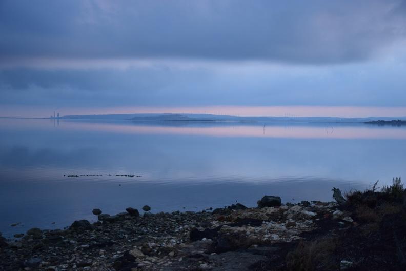 Crépuscule sur l'étang de Bages-Sigean #24