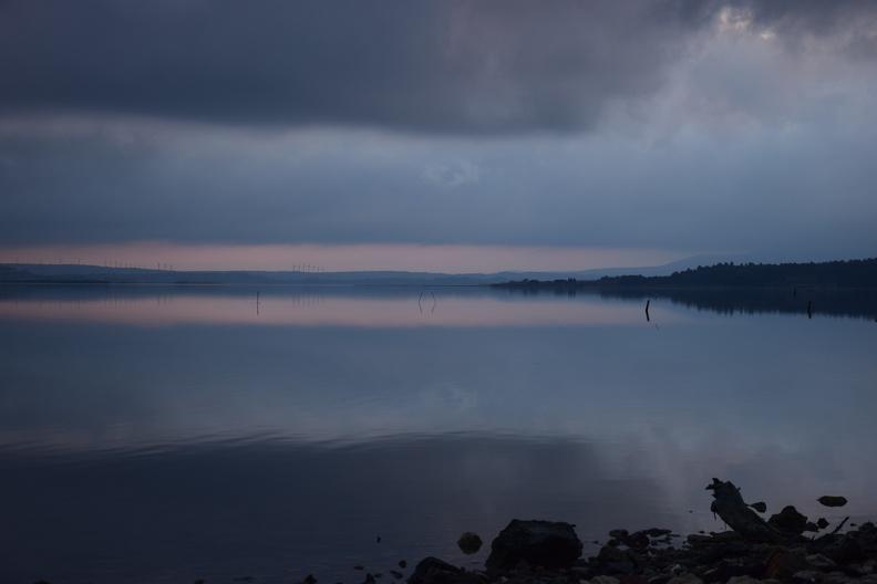 Crépuscule sur l'étang de Bages-Sigean #26