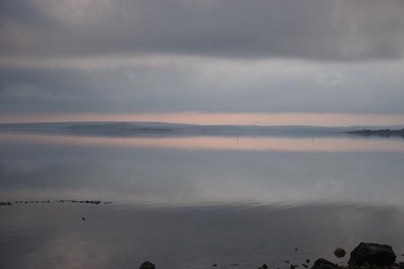 Crépuscule sur l'étang de Bages-Sigean #27