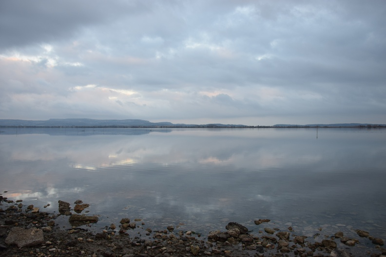 Crépuscule sur l'étang de Bages-Sigean #28