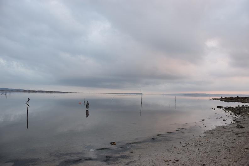 Crépuscule sur l'étang de Bages-Sigean #29