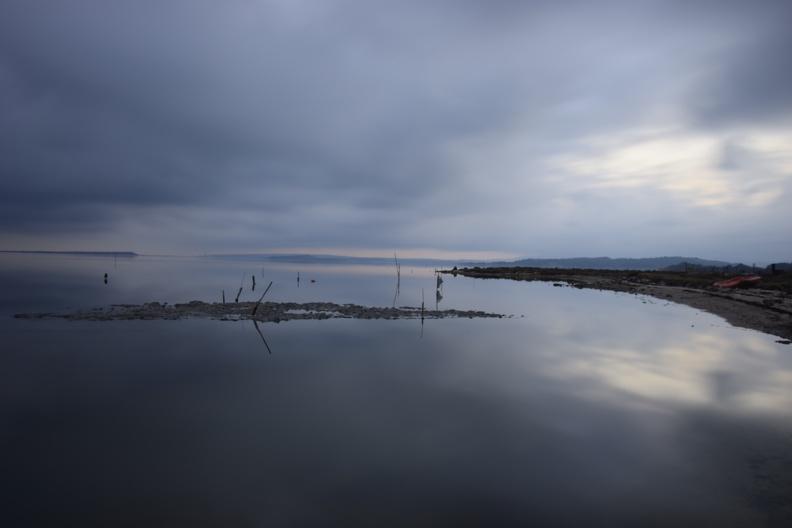 Crépuscule sur l'étang de Bages-Sigean #30