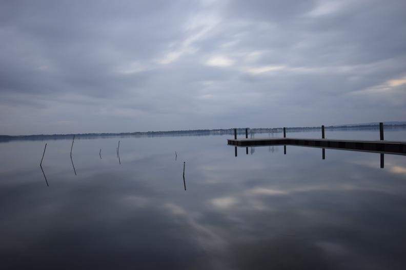 Crépuscule sur l'étang de Bages-Sigean #31