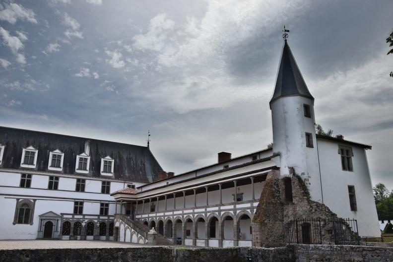 Château de la Bâtie d'Urfé (HDR)