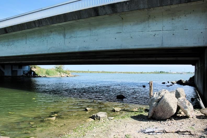 Pont sur le Vidourle