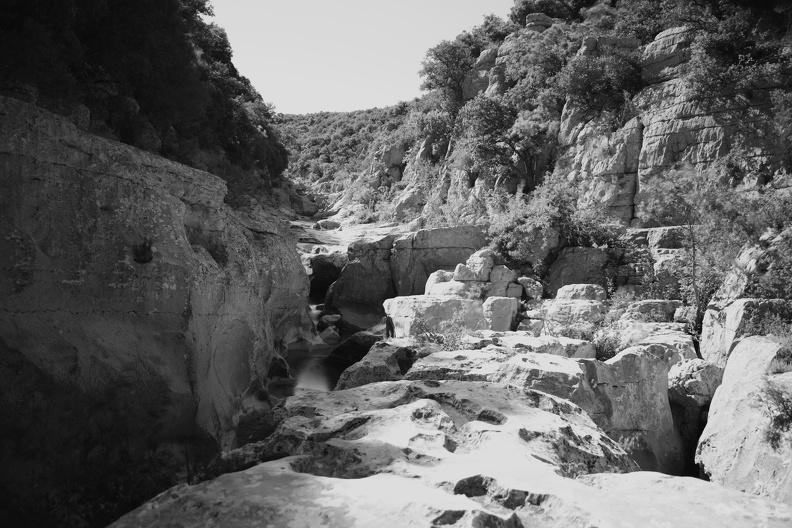 De roche et d'eau