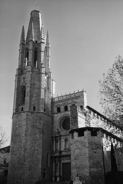 Cathédrale Sainte-Marie à Gérone