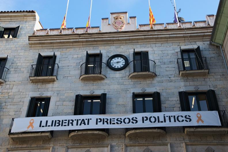 L'indocile (ou insoumise) Girona