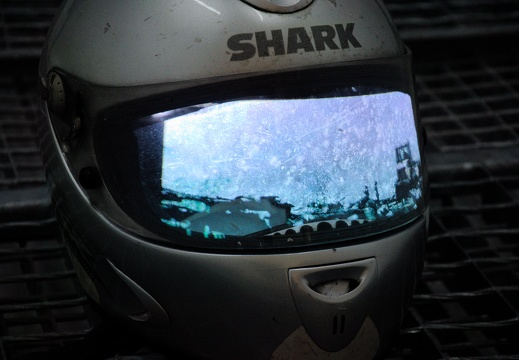 EXPO CRASH TEST  (« Night Shot-Holly Fumes » -Thomas Teurlai)