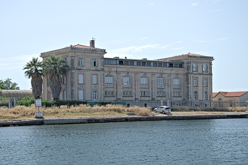 Station Marine de Sète