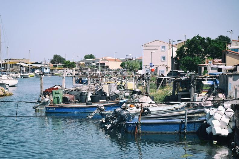 La Pointe Courte à Sète