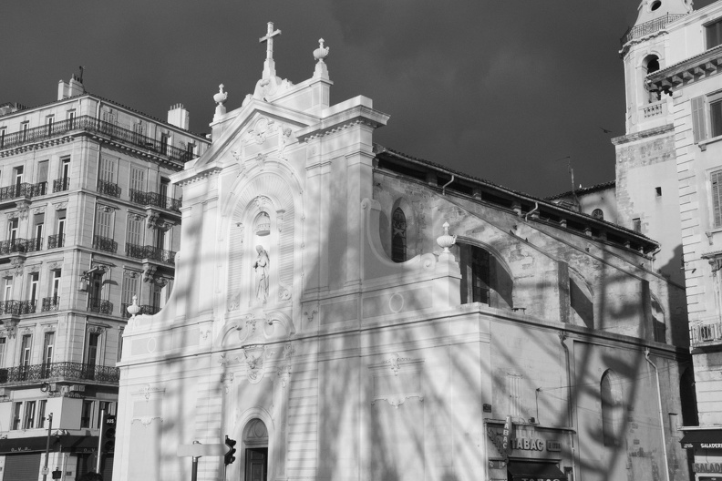 Église Saint-Ferréol - Marseille