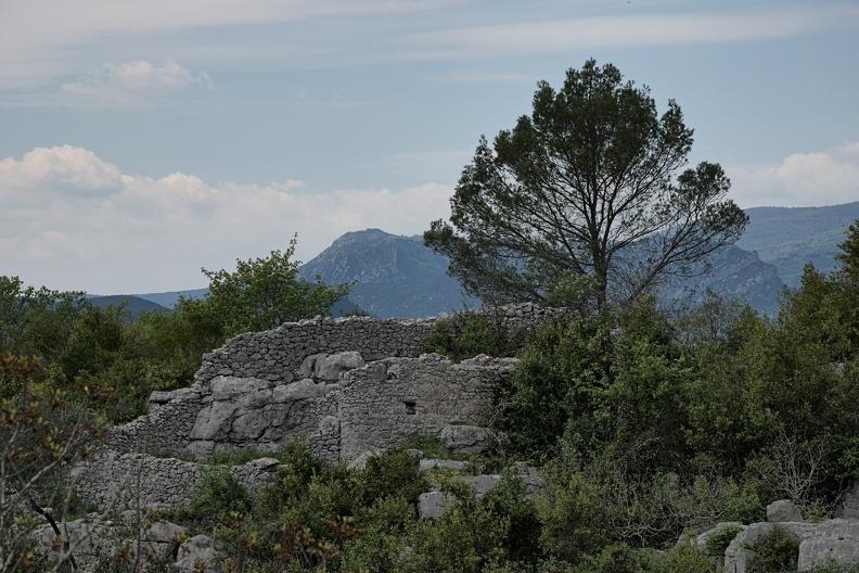 Mer des rochers et Cévennes