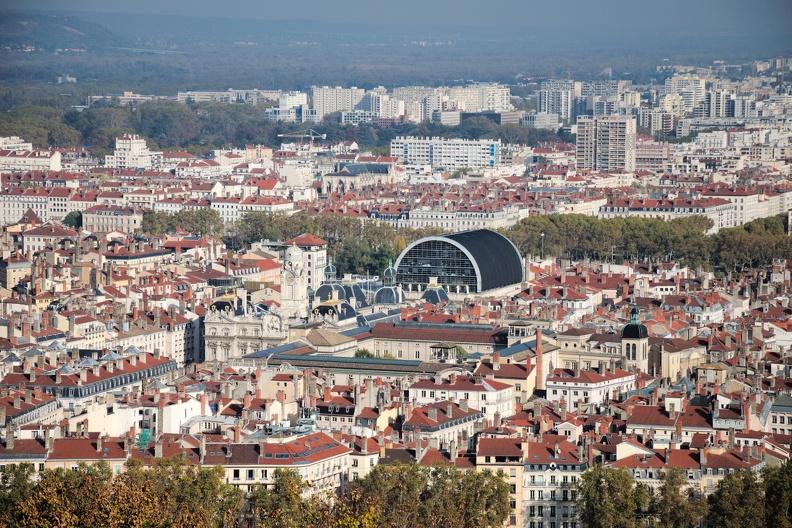 Lyon et son opéra