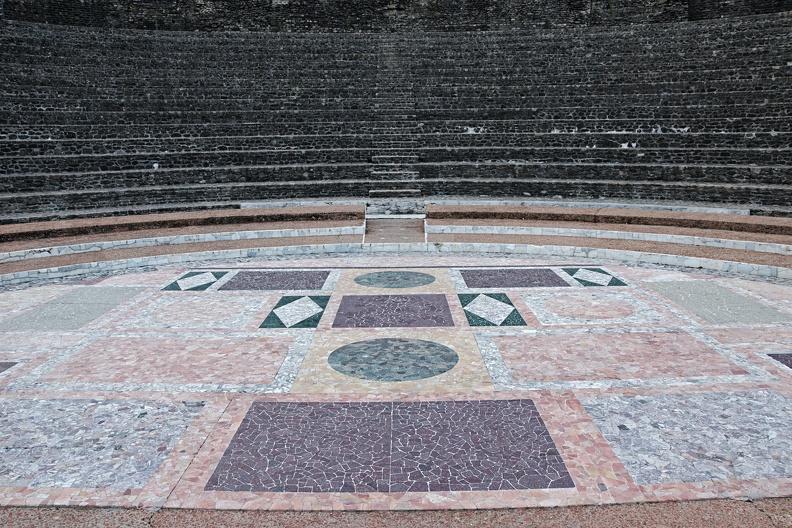 Odéon antique romain de Lyon