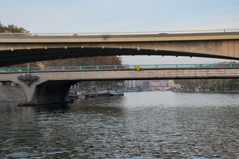 Ponts sur la Saône