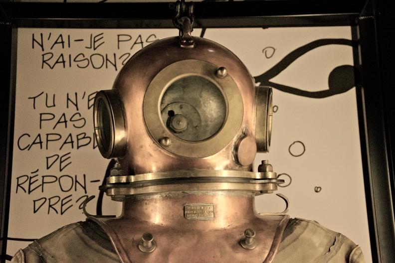 Exposition Hugo Pratt : lignes d'horizons, au musée des Confluences