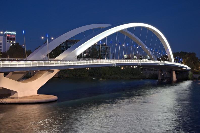 Le Pont Raymond-Barre à Lyon