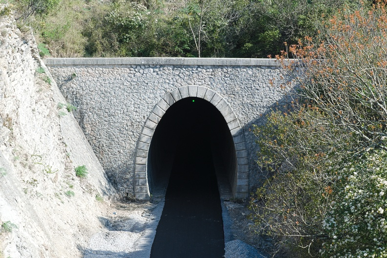 Ancienne voie ferrée / nouvelle voie verte
