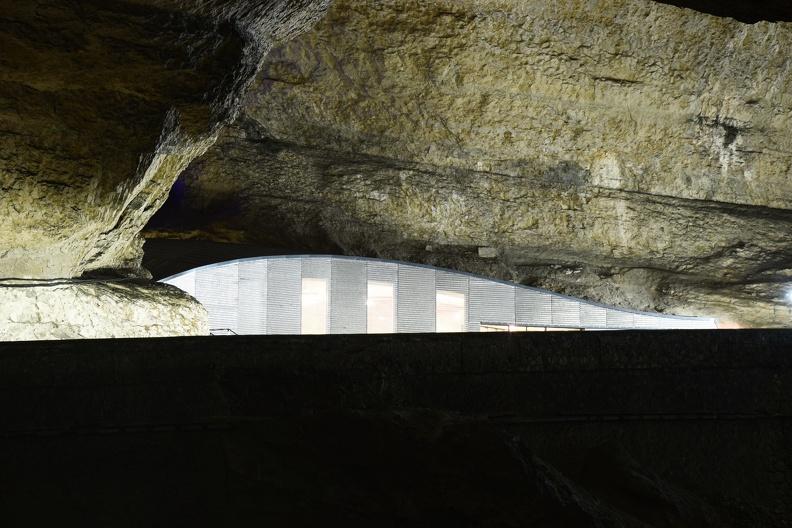 Grotte du Mas-d'Azil : entrée publique