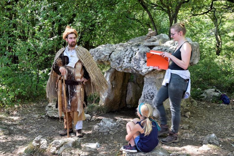 Festi'Dolmen (jour 3) : Randonnée caillouteuse