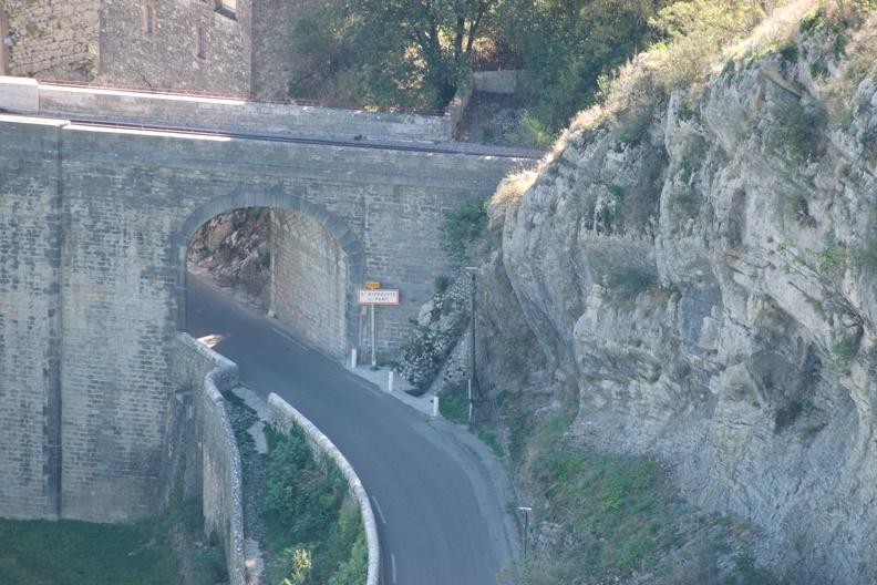 Entrée nord-est de Saint-Hippolyte-du-Fort
