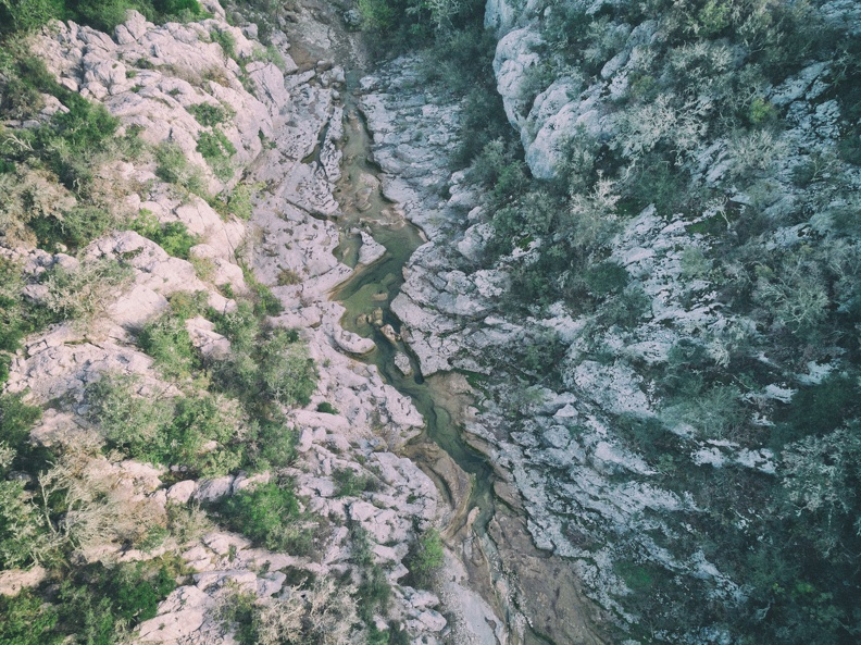 Gorges du Crespenou (automne)