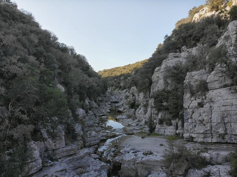 Gorges du Crespenou
