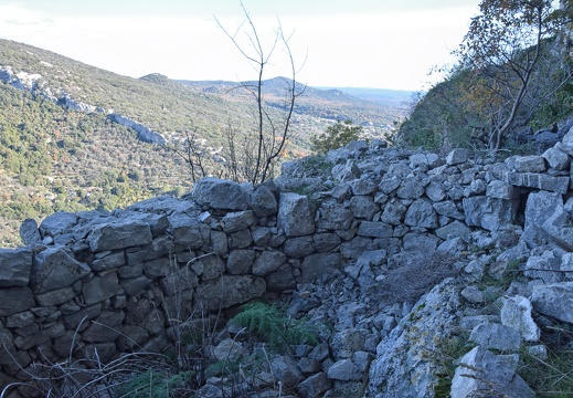 Fortifications camisardes dans le Cengle
