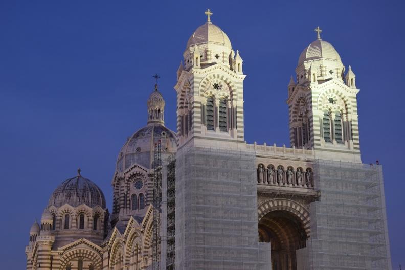 Cathédrale Sainte-Marie-Majeure de Marseille