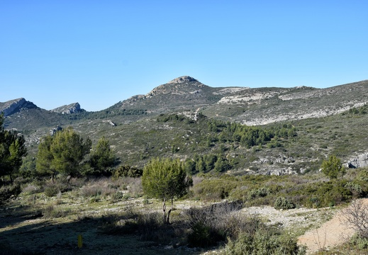 Massif du Garlaban