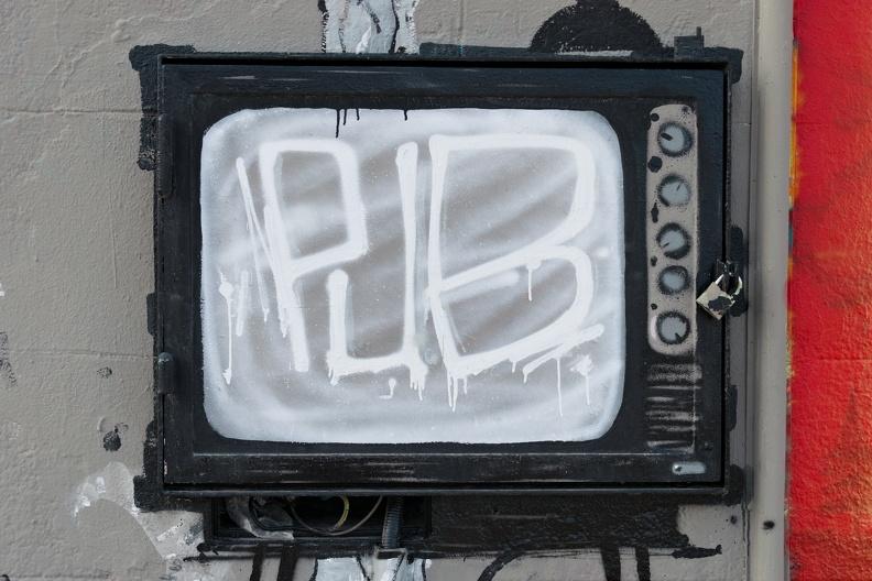 Graff à Sète