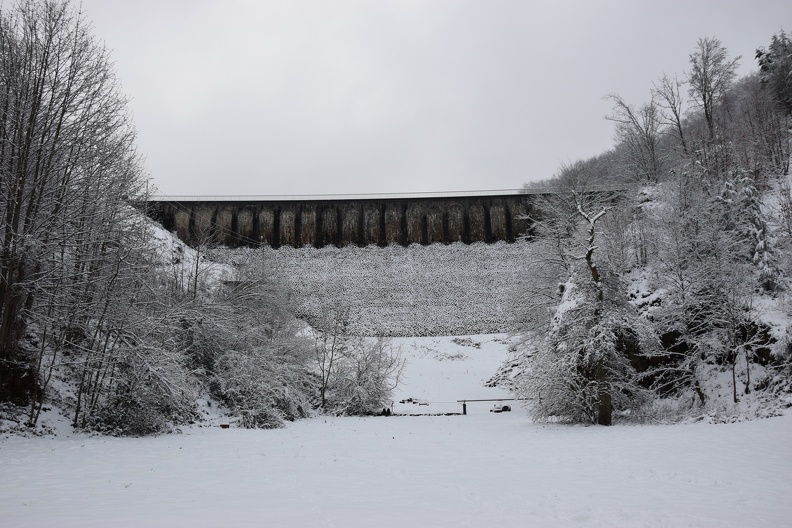 Barrage du Cotatay
