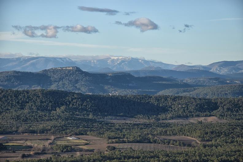 Piémont et Mont-Aigoual