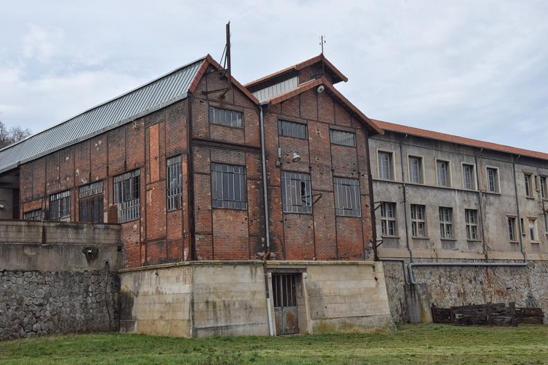 Puits Couriot / Musée de la mine de Saint-Étienne