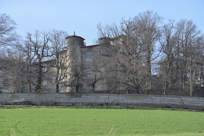 Château de Feugerolles