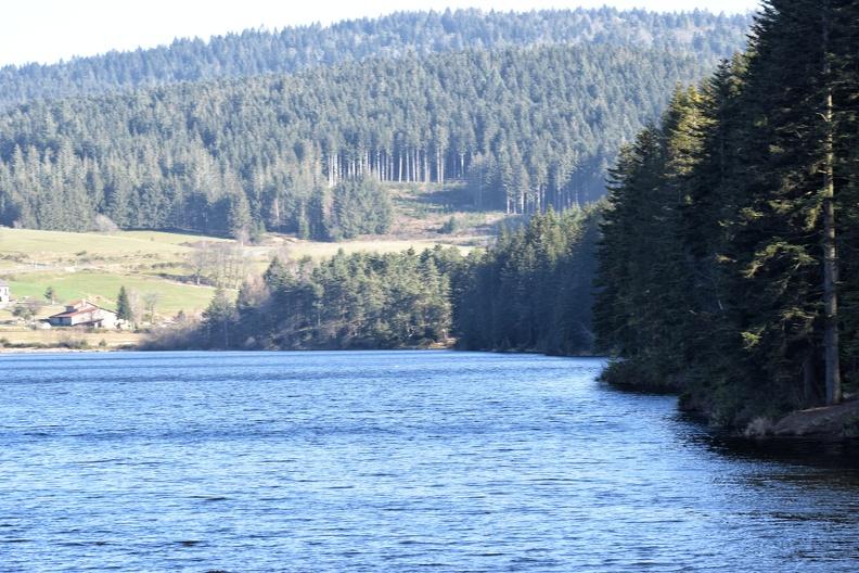 Lac de Saint-Genest-Malifaux