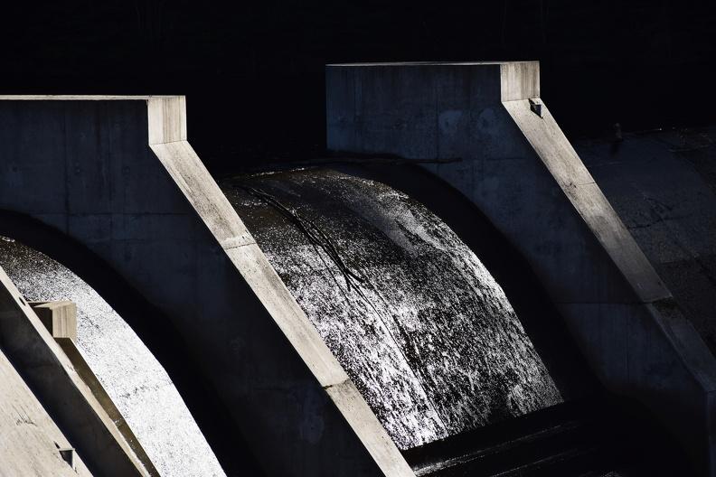 Le barrage du Sapt (Saint-Genest-Malifaux)
