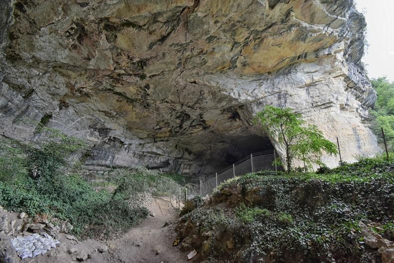 Grotte du Mas-d'Azil (rive gauche)