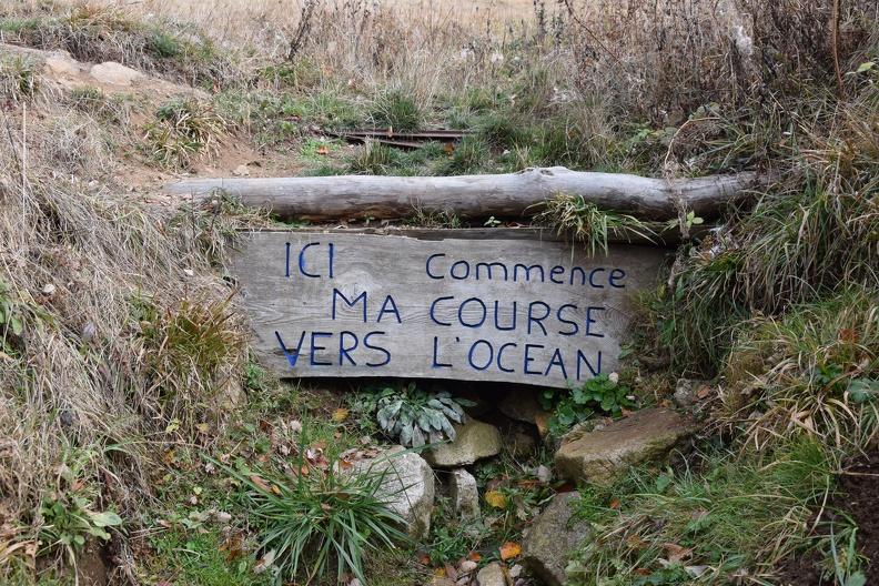 Source de la Loire